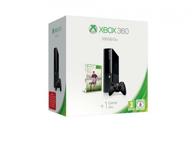 Zestaw świąteczny Xbox 360 nr 1