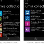 Lumia Collection zastępuje wysłużone Nokia Collection