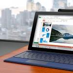 Microsoft zaprezentował nowy tablet Surface 3