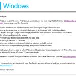 Centra deweloperów Windows i Windows Phone stały się jednością