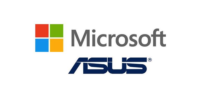 Microsoft-ASUS