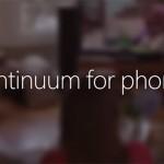 Flagowa funkcja Continuum być może z czasem trafi również do tańszych urządzeń