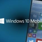 Win10 Mobile nie wyjdzie poza aktualnie testowaną gałąź, czyli Feature2