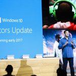 Creators Update w pierwszej kolejności pojawi się na desktopach