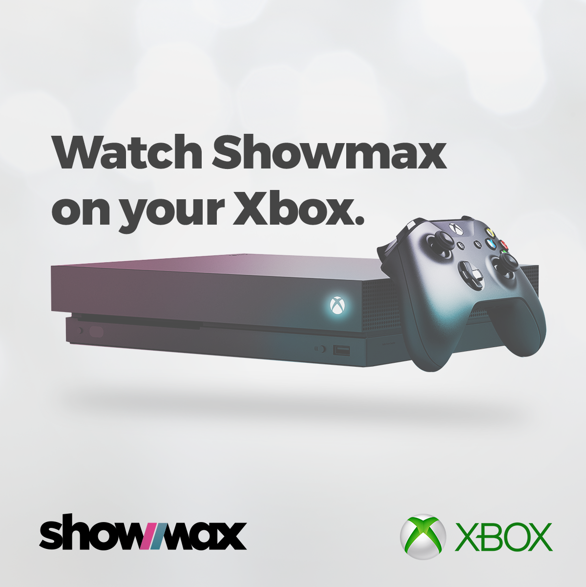 Showmax Xbox One